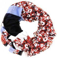 Alber Zoran női kendő piros