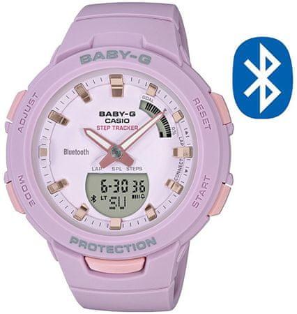 Casio BABY-G Step Tracker Bluetooth BSA-B100-4A2ER (620)