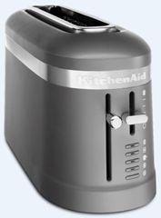 KitchenAid toster KMT3115EDG, sivi