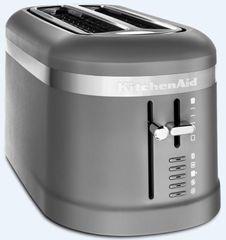 KitchenAid toster KMT5115EDG, sivi