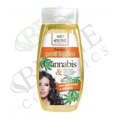 Bione Cosmetics Šampón proti lupinám Cannabis pre ženy 260 ml