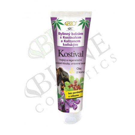 Bione Cosmetics Gyógynövény balzsam fekete nadálytővel és vadgesztenyével300 ml