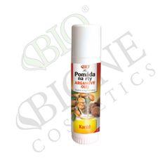 Bione Cosmetics Pomáda na rty Arganový olej + Karité 17 ml