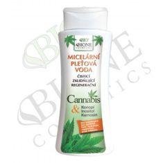 Bione Cosmetics Płyn micelarny Cannabis 255 ml