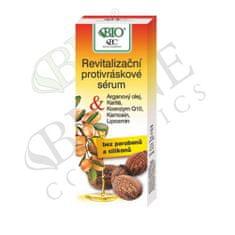 Bione Cosmetics Revitalizačné protivráskové sérum Arganový olej + Karité 40 ml