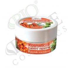 Bione Cosmetics Kosmetická toaletní vazelína Rakytník 155 ml