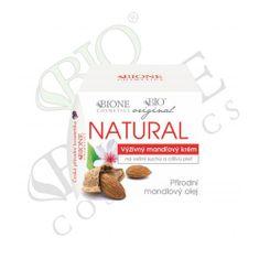 Bione Cosmetics Výživný mandľový krém na veľmi suchú a citlivú pleť Natura l 51 ml
