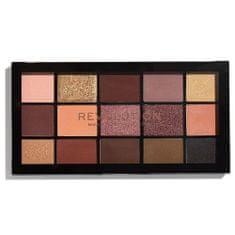 Makeup Revolution Paletka očních stínů Re-Loaded Velvet Rose (Palette Velvet Rose) 15 x 1,1 g