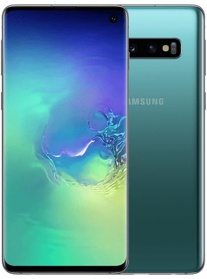 Samsung Galaxy S10, 8GB/512GB, Green