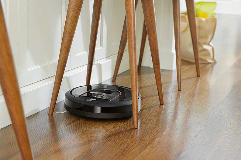 iRobot Roomba i7+ nárazník se zpomaleným dotykem