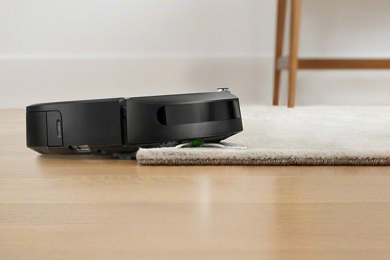 iRobot Roomba i7 systém proti zamotaniu do káblov