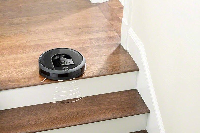 iRobot Roomba i7 funkcia virtuálnej steny