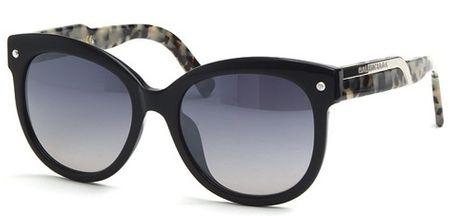 Balenciaga ženska sončna očala, črna