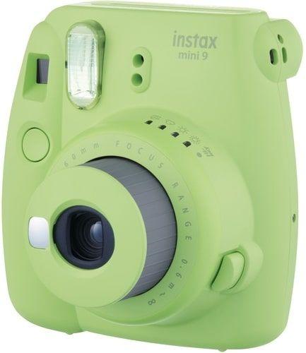 FujiFilm Instax Mini 9 Lime Green + balenie 10 ks fotiek + púzdro