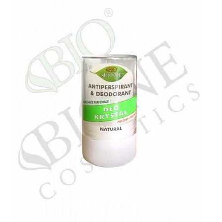 Bione Cosmetics Kryształ antyperspiracyjny Deo unisex 120 g