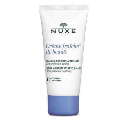 Nuxe Creme Fraiche De Beauté (48 HR Moisture SOS Rescue Mask) 50 ml