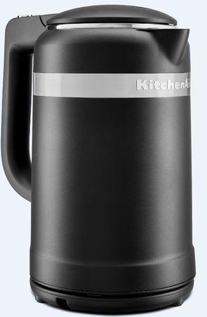 KitchenAid grelnik vode KEK1565EBM, mat črn