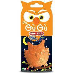 MA-FRA osvežilec zraka Gù Gù Orange & Chenille