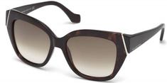 Balenciaga dámské hnědé sluneční brýle