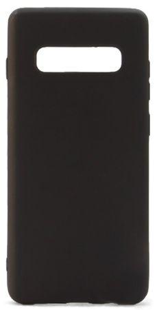 EPICO SILK MATT CASE Samsung Galaxy S10+, fekete 37210101300001