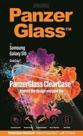 PanzerGlass maska za Samsung Galaxy S10 195
