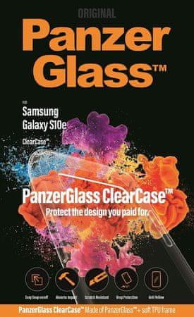 PanzerGlass ClearCase Samsung Galaxy S10e 197