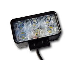 Golm LED svjetiljka, 18 W, 12/24 V, mala