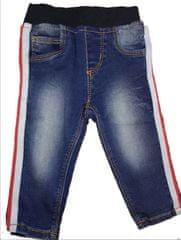 Blue Seven dětské džíny s pruhem