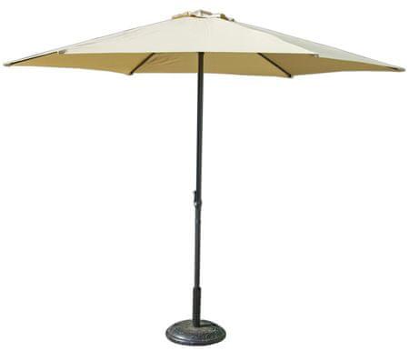 Rojaplast parasol przeciwsłoneczny 8120 (Ø270cm) beżowy