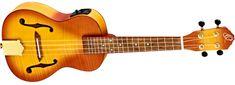 Ortega RUSL-HSB Elektroakustické ukulele