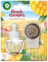 Air wick Elektrický osviežovač vzduchu - strojček a náplň - Maui mangové špliechnutie