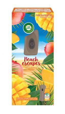 Air wick Freshmatic Difuzér a náplň do osviežovača vzduchu - Maui mangové strieknutie