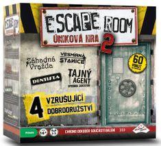 ADC Blackfire Escape room - úniková hra 2