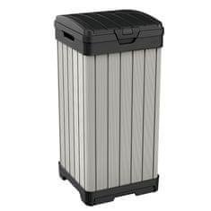 KETER ROCKFORD odpadkový koš 125L