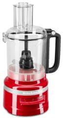 KitchenAid kuhinjski robot KFP0919EER, 9 cup, crveni