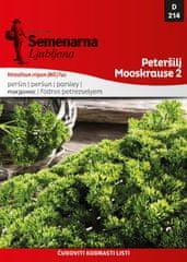 Semenarna Ljubljana peteršilj Mooskrause 2, 214, mala vrečka