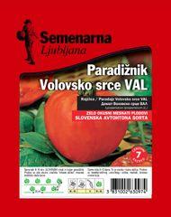 Semenarna Ljubljana paradižnik val (Volovsko srce), 25 g