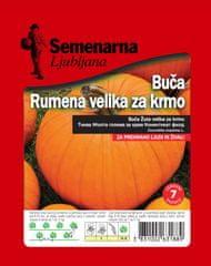 Semenarna Ljubljana rumena buča, velika, za krmo, 50 g