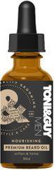 Toni&Guy Vyživující olej na vlasy a vousy (Nourishing Premium Beard Oil) 30 ml