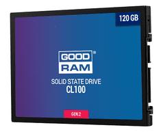 "GoodRam SSD disk CL100 120 GB, 6,35 cm (2,5""), SATA III, TLC NAND"