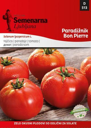 Semenarna Ljubljana paradižnik Bon Pierre, 513, mala vrečka