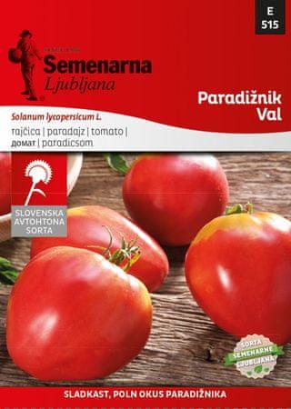 Semenarna Ljubljana paradižnik Val, 515, mala vrečka