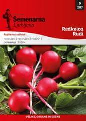 Semenarna Ljubljana redkvica Rudi, 287, mala vrečka