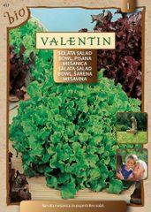 Valentin Bio salata Salad Bowl/Šarena mješavina, 417
