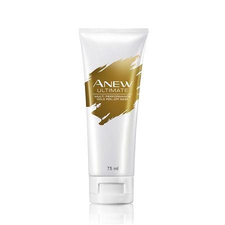 Avon Gold Anew Ultimate maszk (Multi Performance Gold Peel-Off Mask) 75 ml