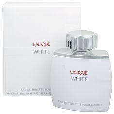 Lalique White - toaletní voda s rozprašovačem