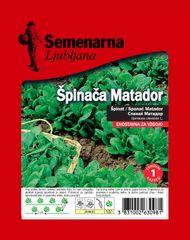Semenarna Ljubljana špinat Matador, 50 g