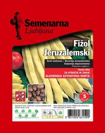 Semenarna Ljubljana fižol Jeruzalemski, 100 g
