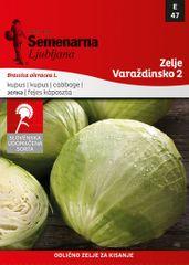 Semenarna Ljubljana zelje Varaždinsko 2, 47, mala vrečka