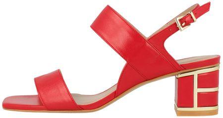 Roberto Botella damskie sandały 37 czerwony